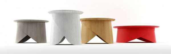 Atypical Plywood Furniture
