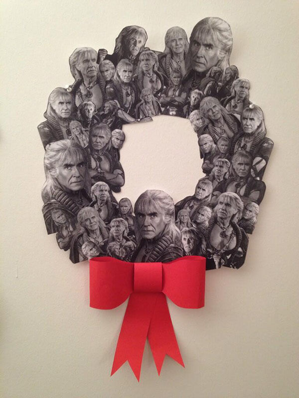 Villainous Christmas Wreaths