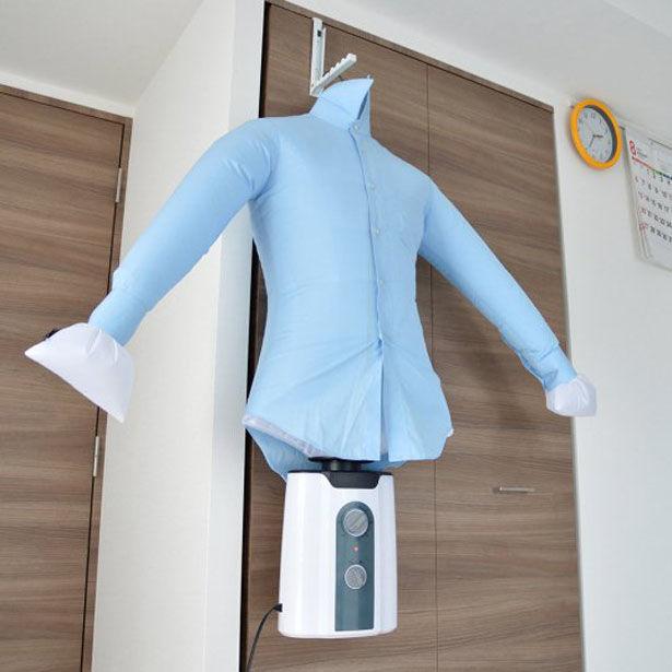 Inflatable Garment Care Appliances
