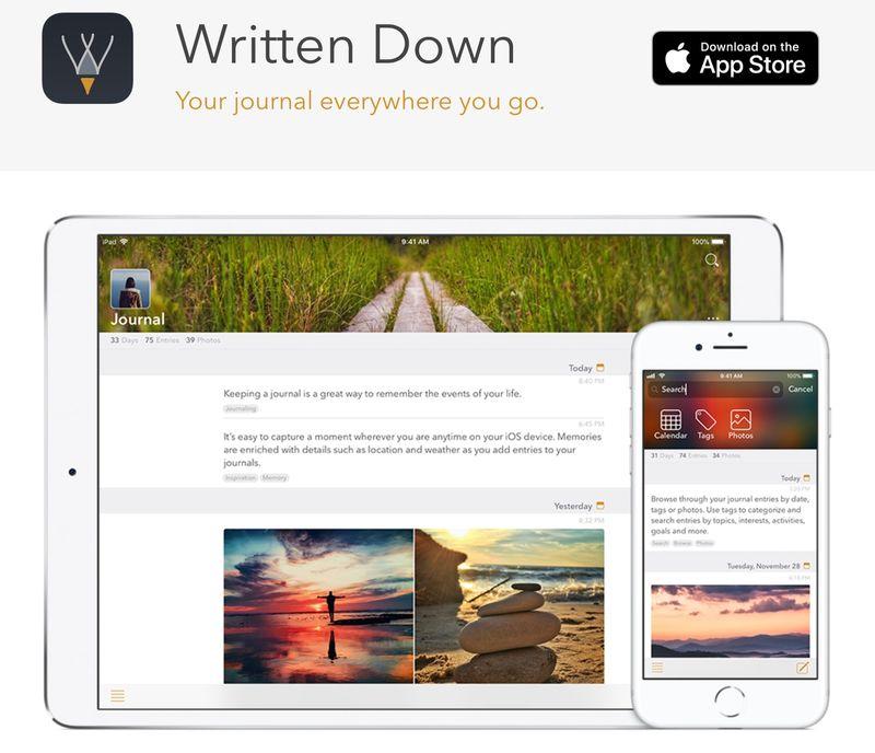 Customizable Journaling Apps