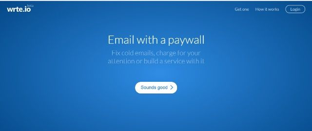 Email Paywall Services : Wrte io
