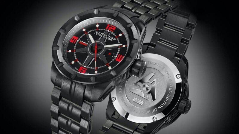 Elegant Extreme Sports Timepieces