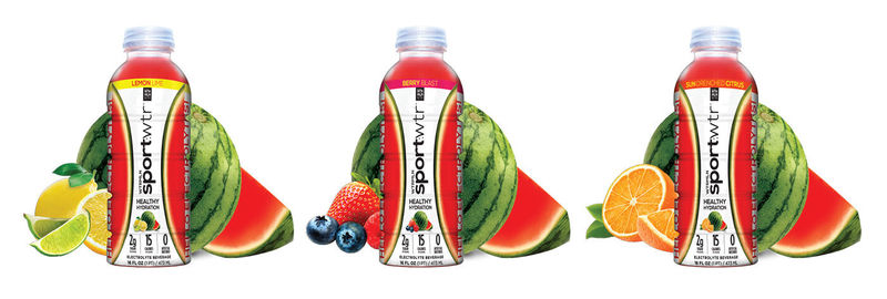 Sporty Watermelon Beverages