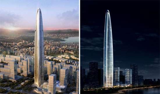 Needle-Like Architecture