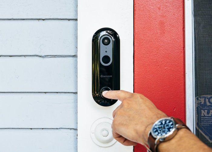 AI Facial Recognition Doorbells