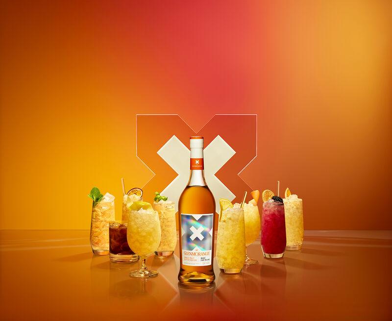 Mixable Single-Malt Whiskies