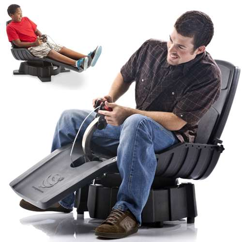 Gyroscopic Video Game Seats