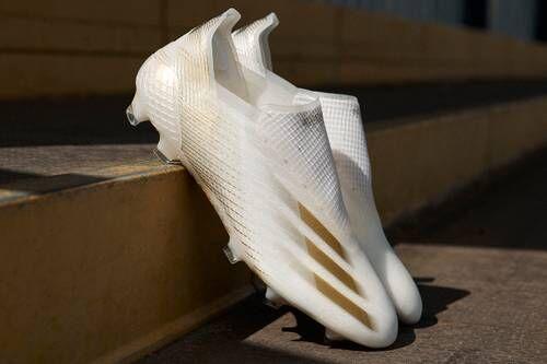 Technical Sleek Soccer Footwear