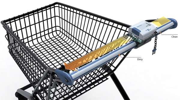 Germaphobic Grocery Carts