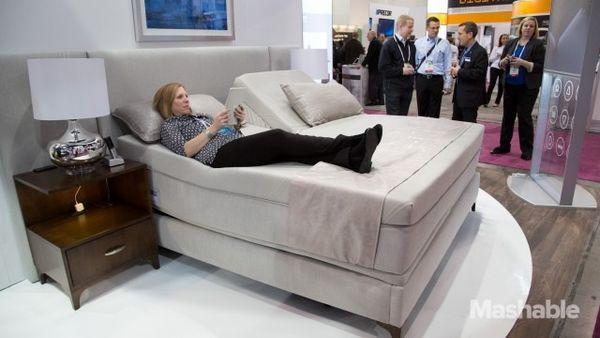 sleep quality tracking beds x12 smart bed. Black Bedroom Furniture Sets. Home Design Ideas