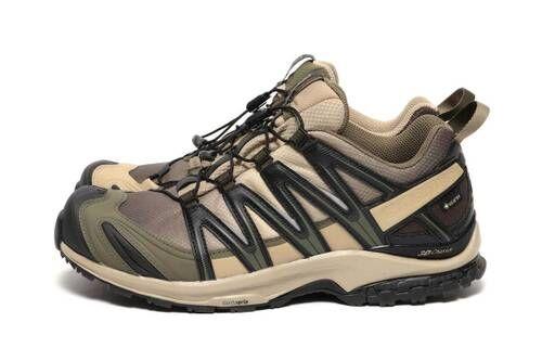 Earthy Tonal Rugged Footwear