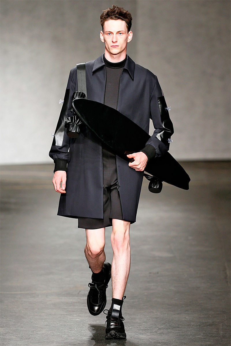 Refined Skater Runways