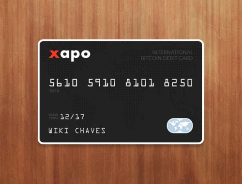 Cryptocurrency first debit card