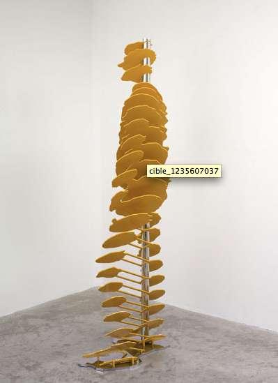 3D Silhouette Sculptures