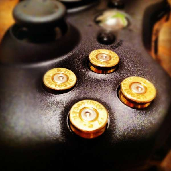 Ammunition-Adorned Remotes