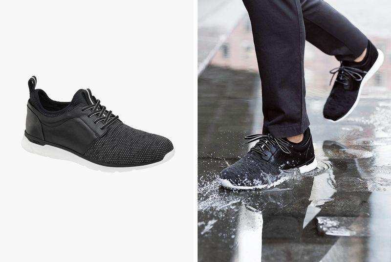 Office-Ready Athleisure Footwear