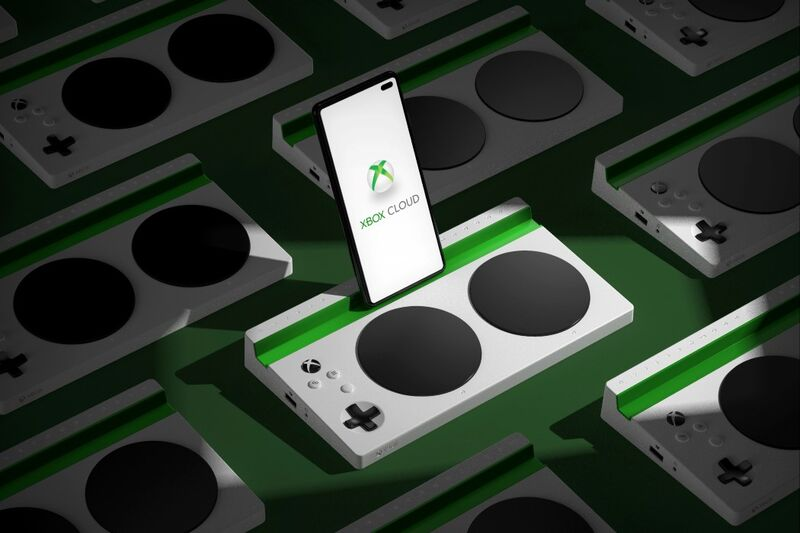 Accessible Gaming Controller Units