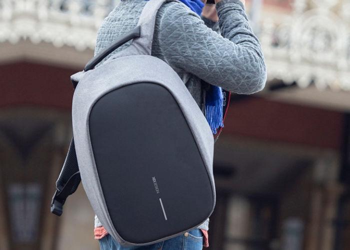 Antitheft Solar Panel Backpacks