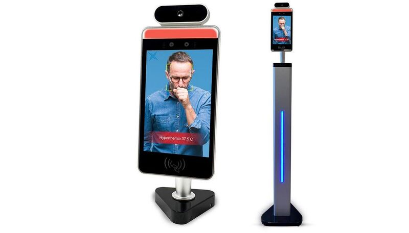 AI-Powered Visitor Scanners