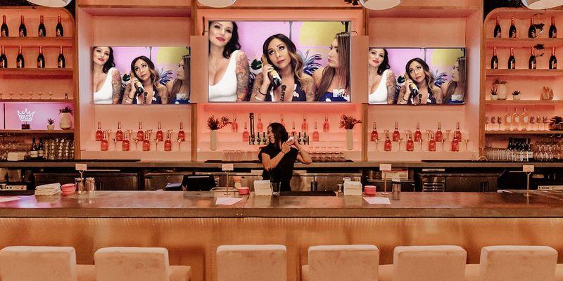 Reality TV Show Bars