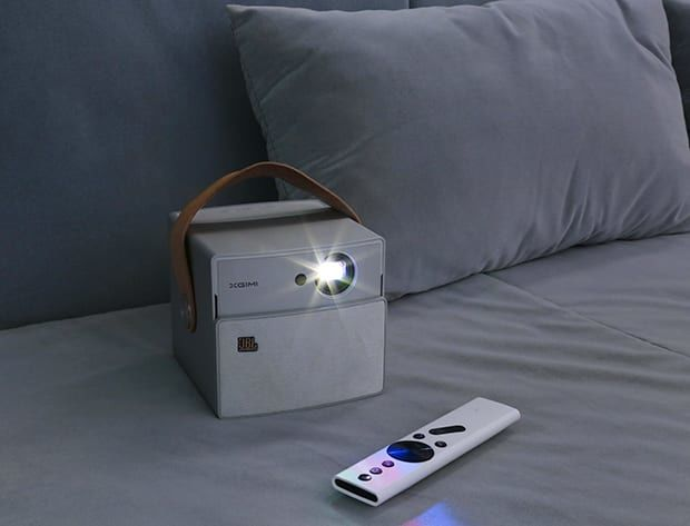 Portable HD Theater Projectors