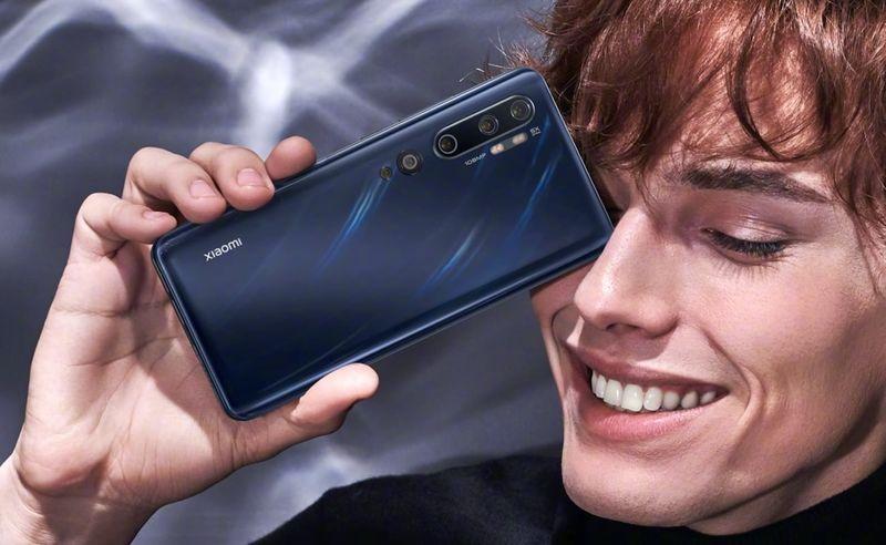 Powerful Penta-Camera Smartphones