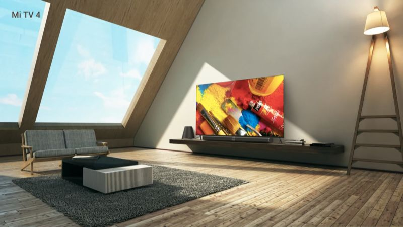 Razor-Sharp Brushed Metal TVs