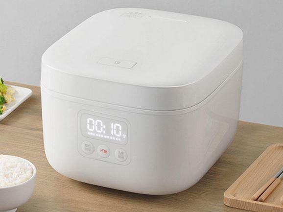 App-Connected Rice Cookers