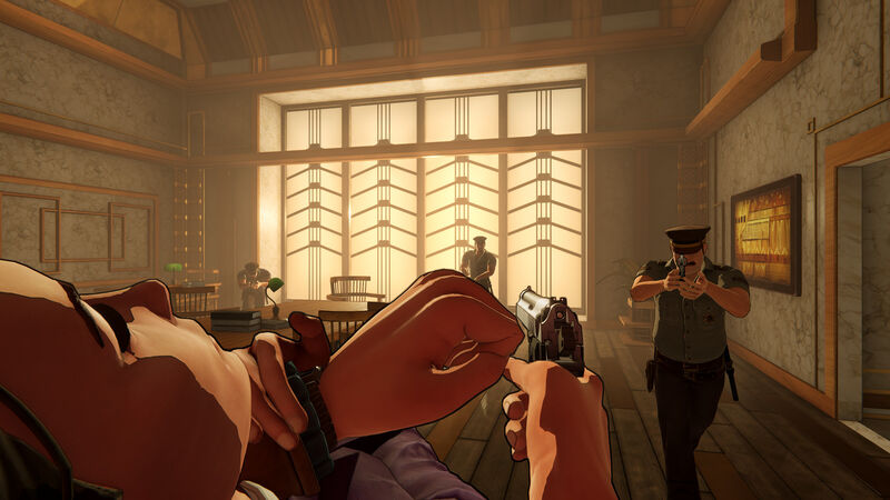 Thrilling Graphic Novel Shooters