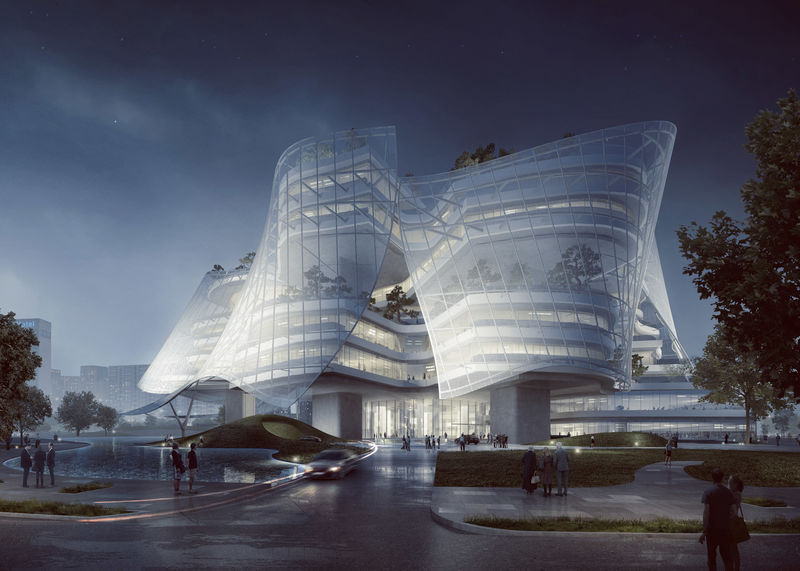 Anatomically Inspired Buildings