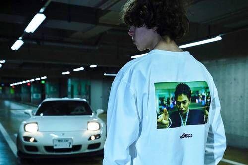 Movie Franchise-Themed Streetwear