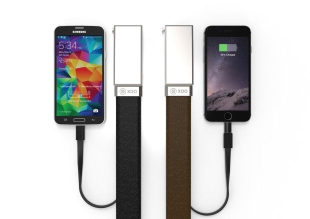 Smartphone-Charging Belts