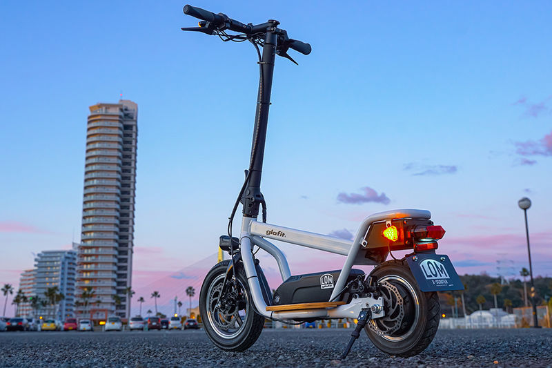 Congestion-Alleviating Commuter Scooters