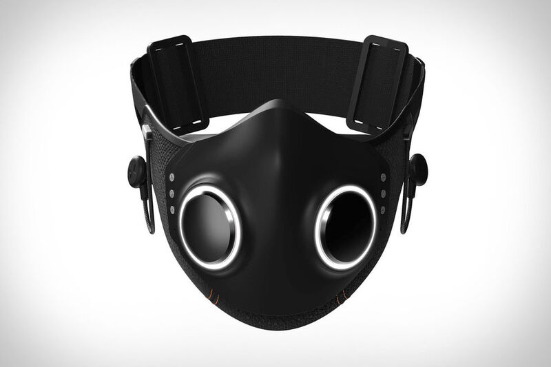 Headphone-Equipped Face Masks