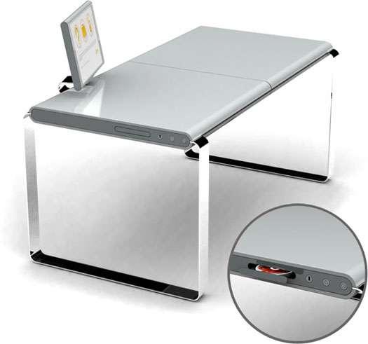 PC-Integrated Desks