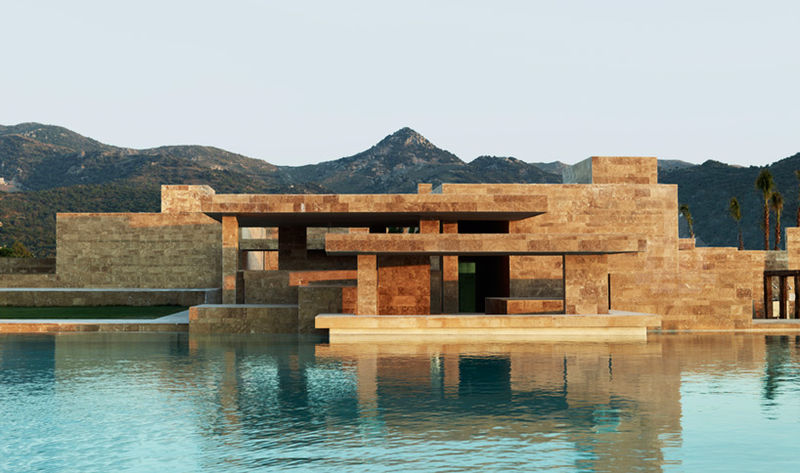 Region-Reflecting Architecture