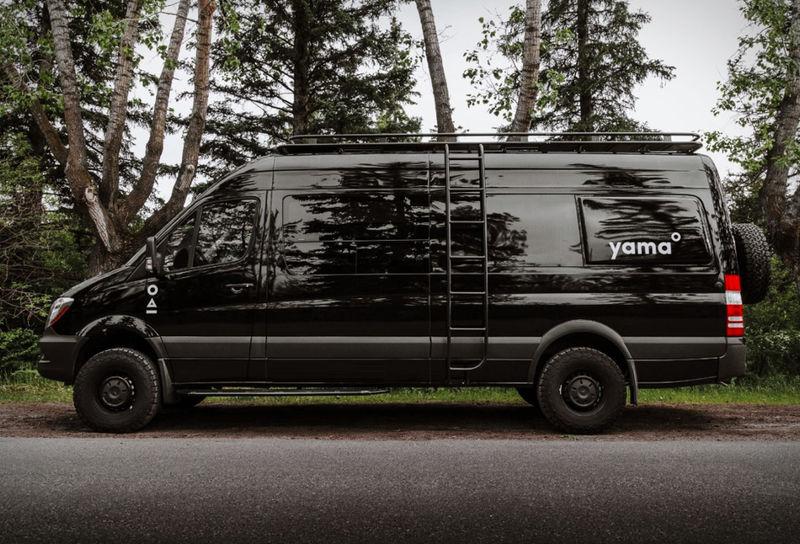 High-End Van Life Vehicles