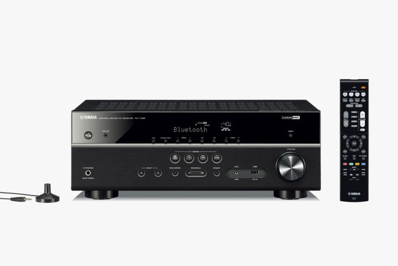 Affordable High-End AV Receivers