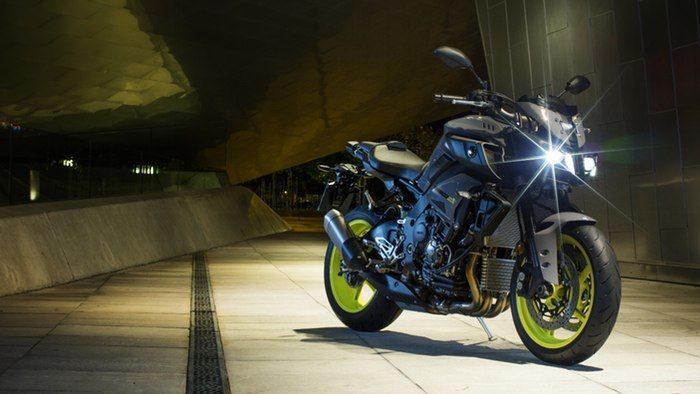 Powerful Naked Motorbikes