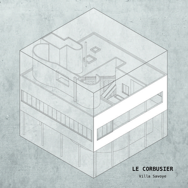 Cube-Confined Architecture Plans