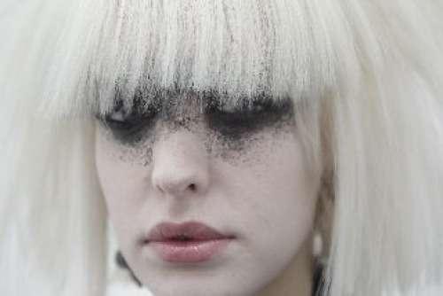 Dusted Makeup Masks