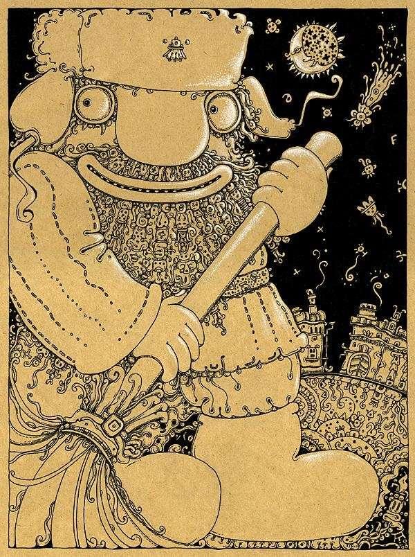 Gnarly Gnome Illustrations