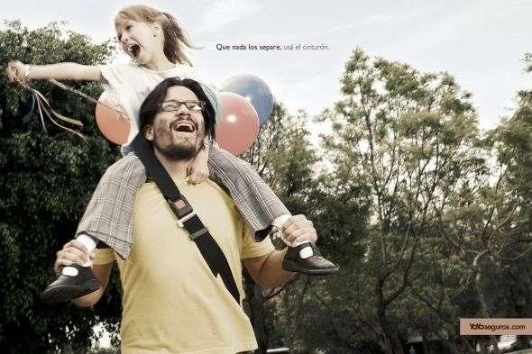 Heart-Wrenching Seatbelt Ads