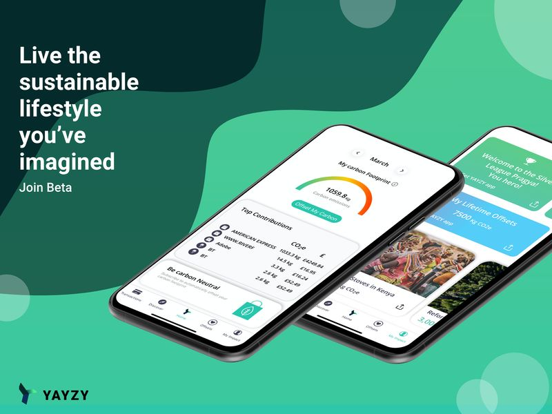 Eco Lifestyle-Tracking Apps
