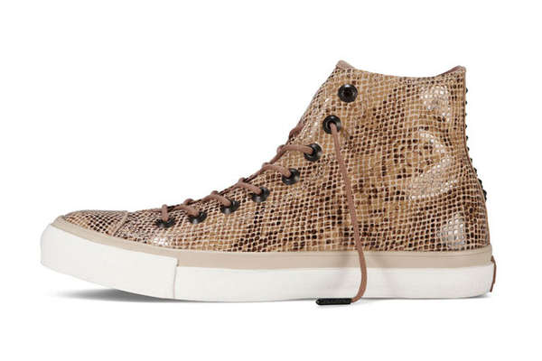 Scaly Serpent Sneakers