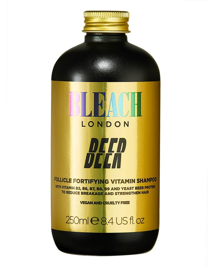 Beer Protein-Infused Shampoos