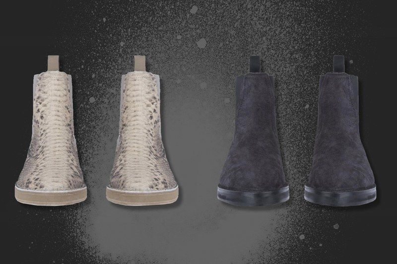 Celebrity-Designed Ankle Boots