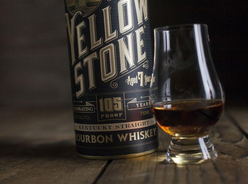 Celebratory Whiskey Packaging
