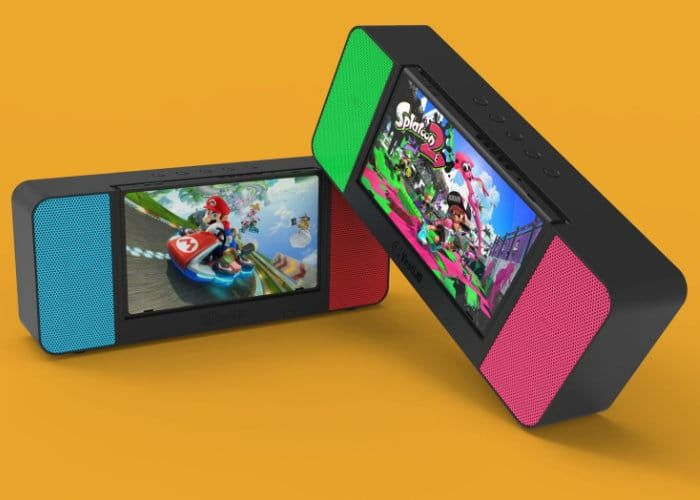 Mobile Console Speaker Docks