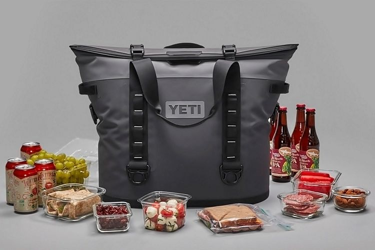 Zipper-Free Cooler Bags